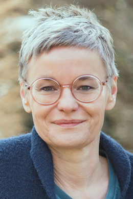Portrait: Christine Pernlochner-Kügler
